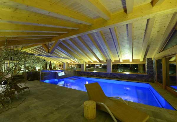 Hotel benessere in montagna le spa da non perdere - Hotel montagna con piscina esterna riscaldata ...