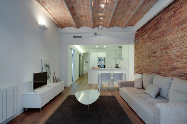 Vivere open space la cucina entra nel salotto viviconstile - Open space cucina salotto ...