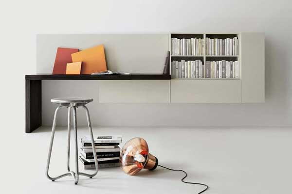 Arredare con stile come scegliere la libreria perfetta for Libreria lema