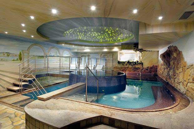 Adler Hotel Wellness & Spa di Andalo – vacanze in montagna in coppia ...
