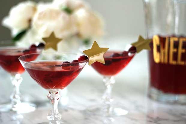 Famoso I cocktail delle feste da preparare a casa | Viviconstile NL17