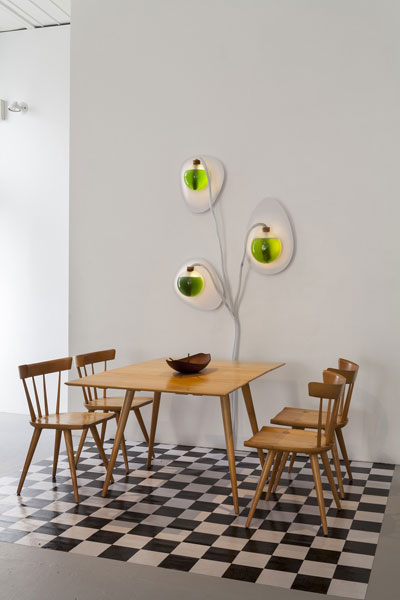 Eco-arredamento di design – i mobili fotosintetici di Living Things ...