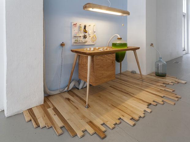 eco-arredamento di design ? i mobili fotosintetici di living ... - Mobili Di Design