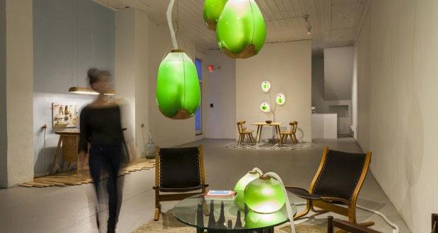 Come i mobili di design Living Things creata da Douenias e Ethan Frier ...