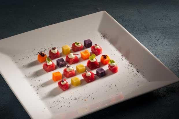 Pesce il nuovo libro di ricette di alta cucina di claudio sadler viviconstile - Al ta cucina ricette ...
