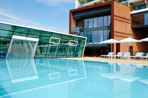 Almar jesolo resort spa il primo hotel cinque stelle di for Designhotel jesolo