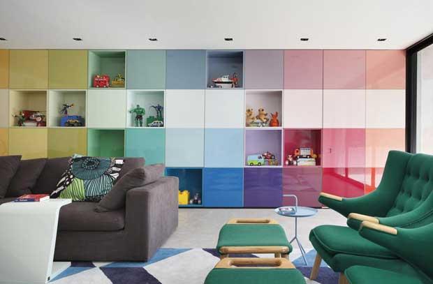 Cinque idee per arredare la casa con i colori  Viviconstile