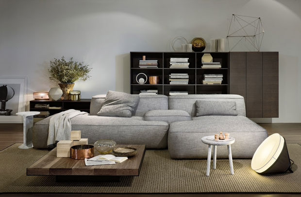 colore soggiorno living: i colori per il soggiorno secondo feng ... - Colori Soggiorno Grigio