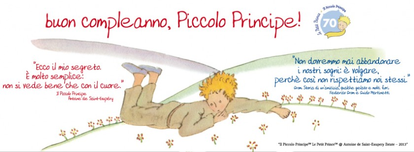 Buon compleanno piccolo principe viviconstile for Piccolo in francese