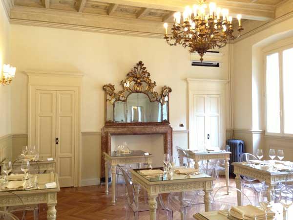 Arredamento shabby chic un ristorante id es de design d for Arredamento shabby chic milano