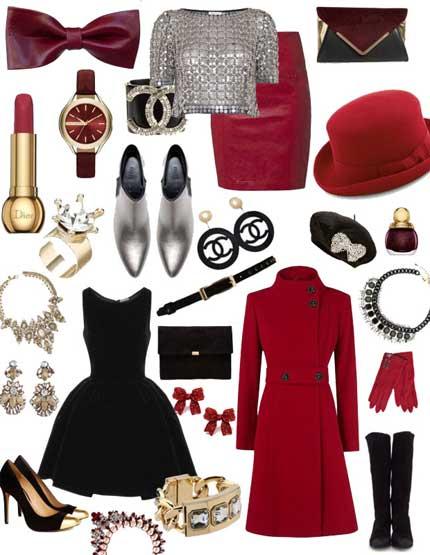 Come vestirsi per le feste di Natale  Viviconstile