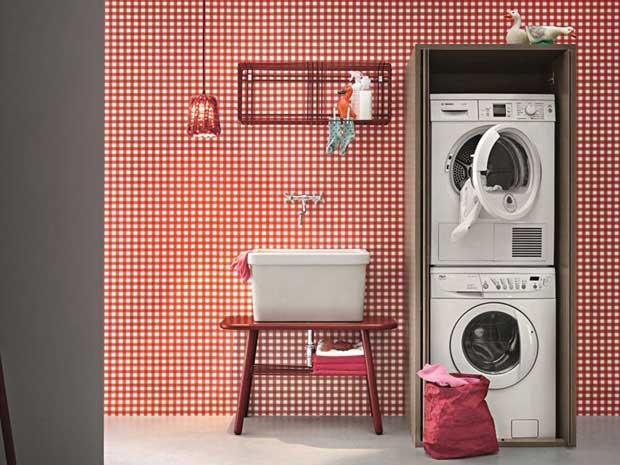 6 con stile un piccolo bagno di servizio e la lavanderia viviconstile