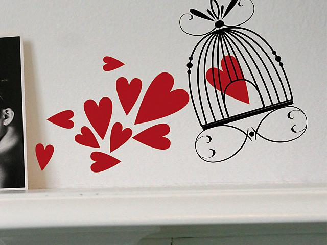 Home decor - lo stile contemporaneo degli adesivi murali ...