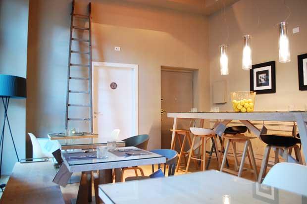 Jarit Milano – alta cucina sotto vetro al ristorante e take-away ...