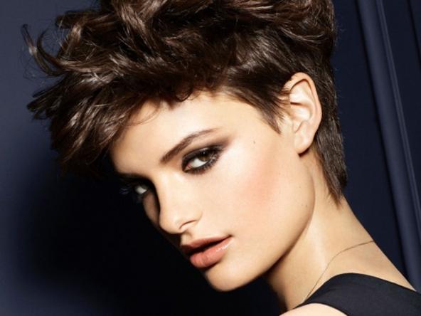 Tagli di capelli corti alla moda 2015