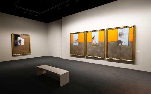 Francis Bacon in mostra al Grimaldi Forum di Montecarlo ...