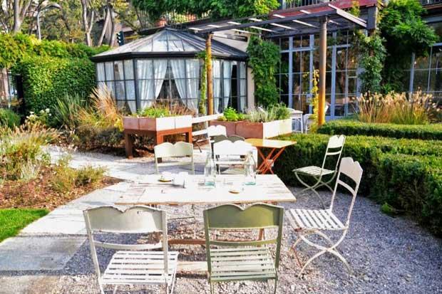 Giardino d inverno ristorante milano idea creativa della for Piani di casa con giardino d inverno