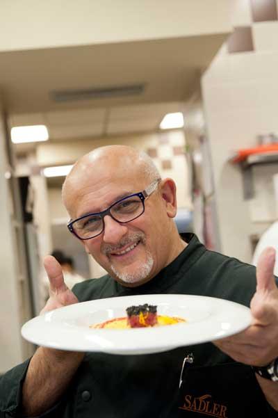 Pesce il nuovo libro di ricette di alta cucina di for Ricette alta cucina italiana