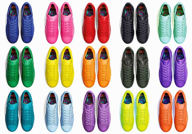 scarpe adidas primavera estate 2016