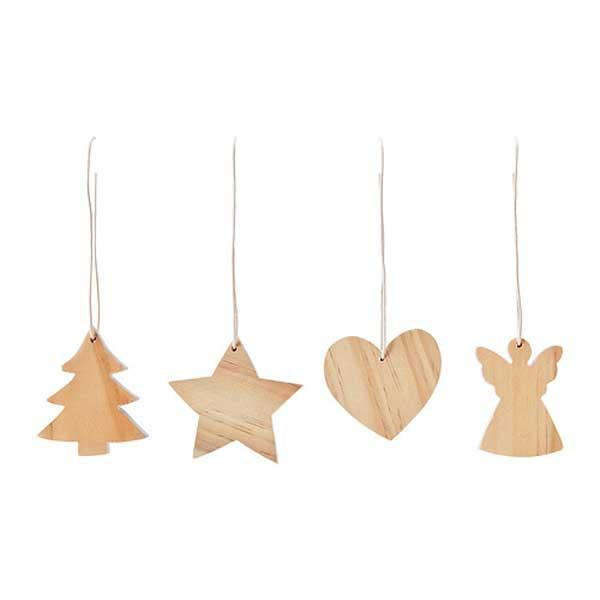 Decorazioni e albero di Natale fai-da-te  Viviconstile