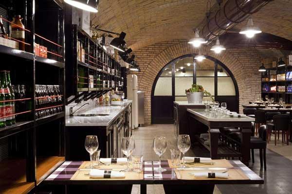 Splendor Parthenopes - nuovo ristorante romano  Viviconstile