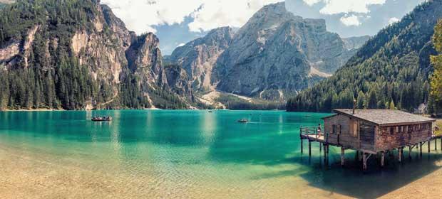 Vacanze estive in montagna e al lago outdoor e benessere for Cabine al lago della piscina di joe