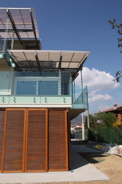 Case in acciaio e legno via trendir vedi anche casa for Case acciaio