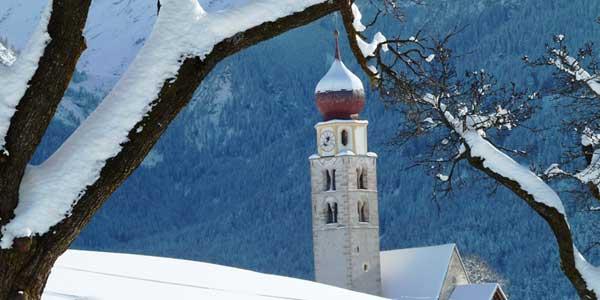 La corsa dei Krampus in Alto Adige