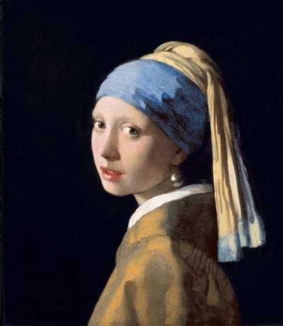 La ragazza con l'orecchino di perla in mostra a Bologna