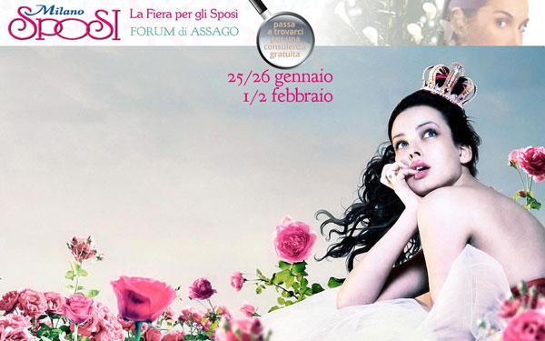 Torna MilanoSposi, la fiera dei prodotti e dei servizi per il matrimonio