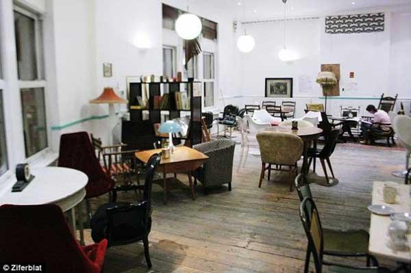 Ziferblat – La tea house di Londra dove si paga a tempo