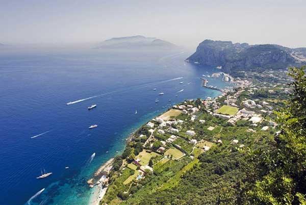 Bandiere Blu 2014 – il mare più pulito e le spiagge più belle in Italia
