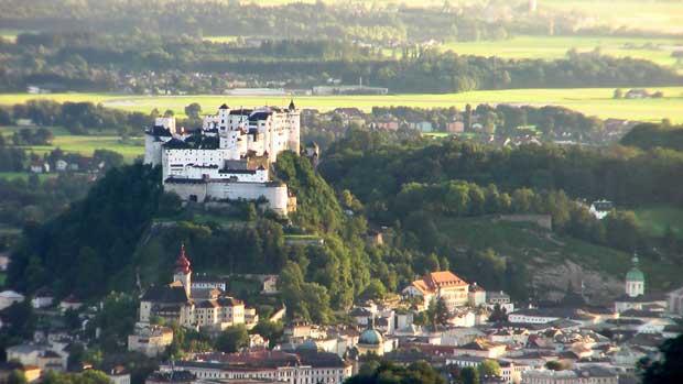 Salisburgo – la città di Mozart ha un cuore green