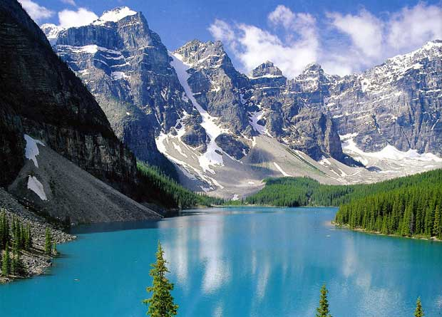 I panorami più belli del Canada