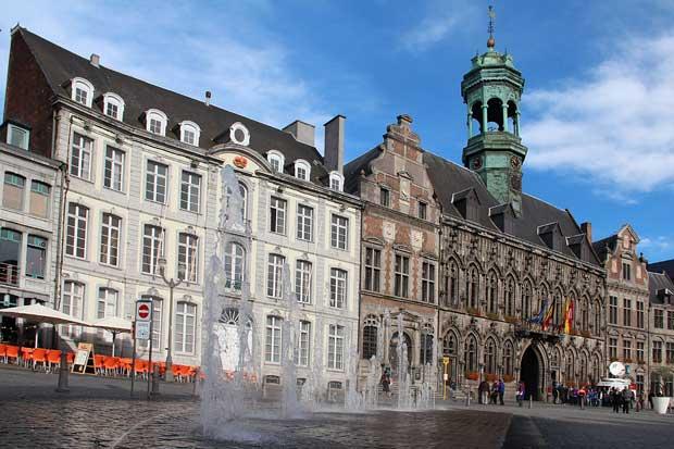 Mons Capitale Europea della cultura 2015
