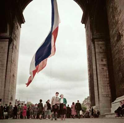 Paris Magnum – la mostra fotografica su Parigi all'Hôtel de Ville