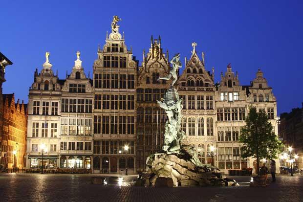 Dieci cose da fare a Anversa