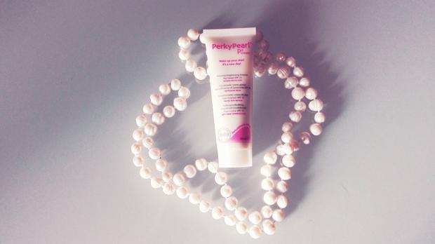 PerkyPearl P2 cream: crema viso da giorno illuminante