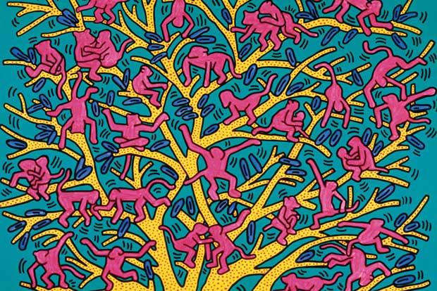 Keith Haring a Palazzo Reale Milano – le mostre del 2017 da non perdere