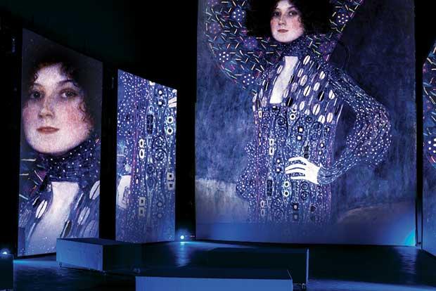 Klimt Experience al Mudec di Milano