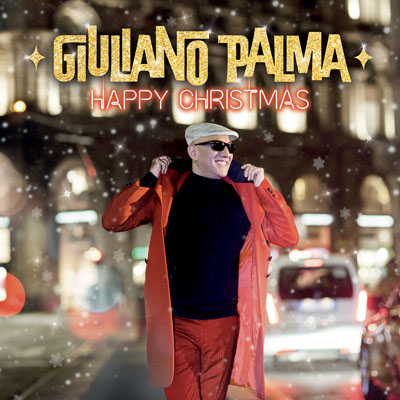 Happy Christmas, il nuovo cd di Giuliano Palma