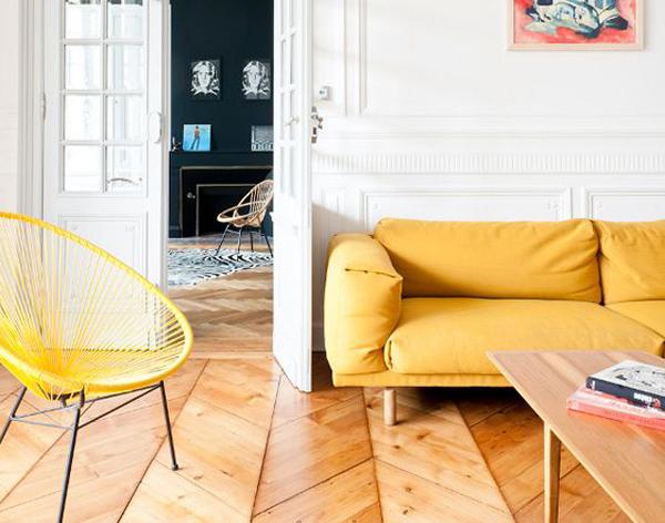 Consigli di stile per arredare una zona living dal design contemporaneo